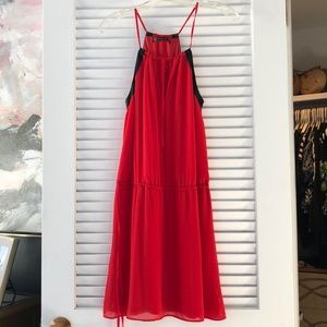 NWOT H&M Red Dress - Size XS